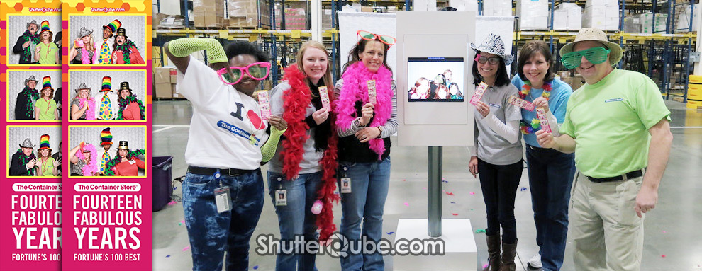 The Container Store - Fourteen Fabulous Years 2013