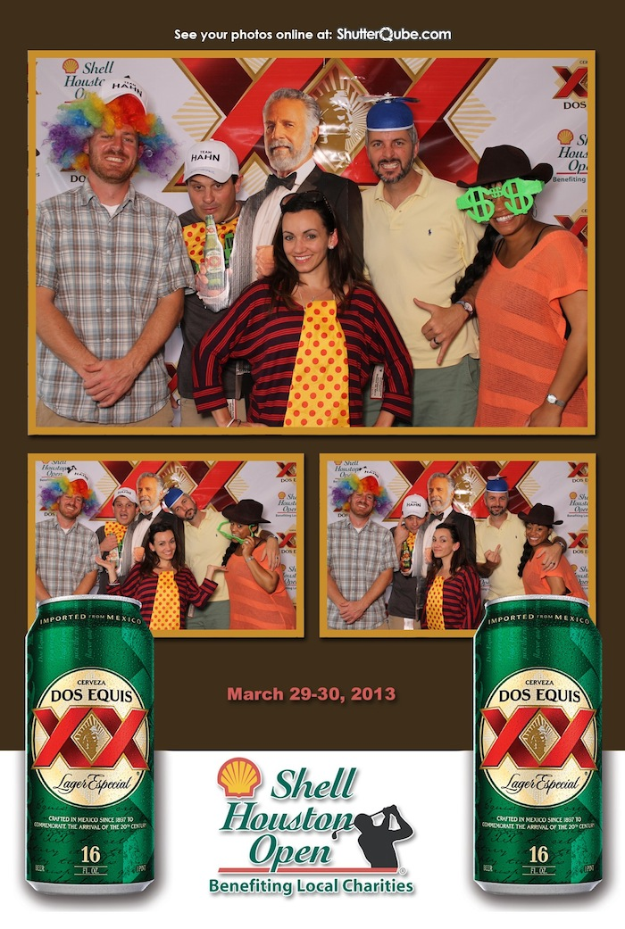 Shell Houston Open Sponsored by Dos Equis 1