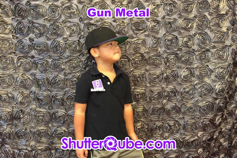 Gun Metal Roses