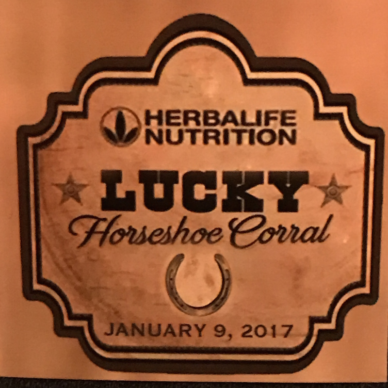 Herbalife Nutrition Lucky Horseshoe Corral ShutterQube Photo Booth