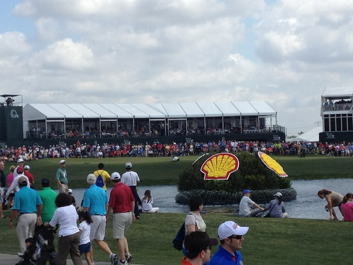 Shell Houston Open Sponsored by Dos Equis 5