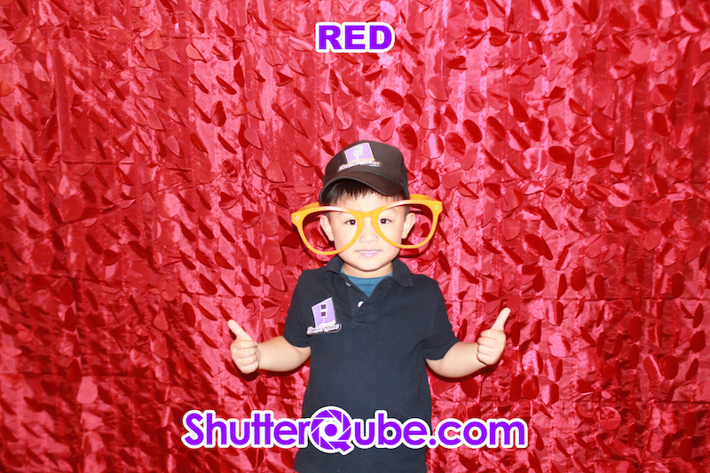 Photo Booth Rental Backdrop