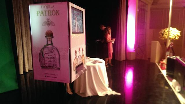 The Carousel of Hope  Sponsored By Patrón Tequila @ Beverly Hilton Hotel Los Angeles, CA Photo Booth Rental fundraise