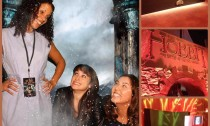 The Hobbit Movie Premiere photo booth rentals
