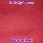 apple red photo booth backdrop