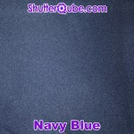 navy blue photo booth backdrop