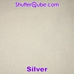 silver photo booth backdrop