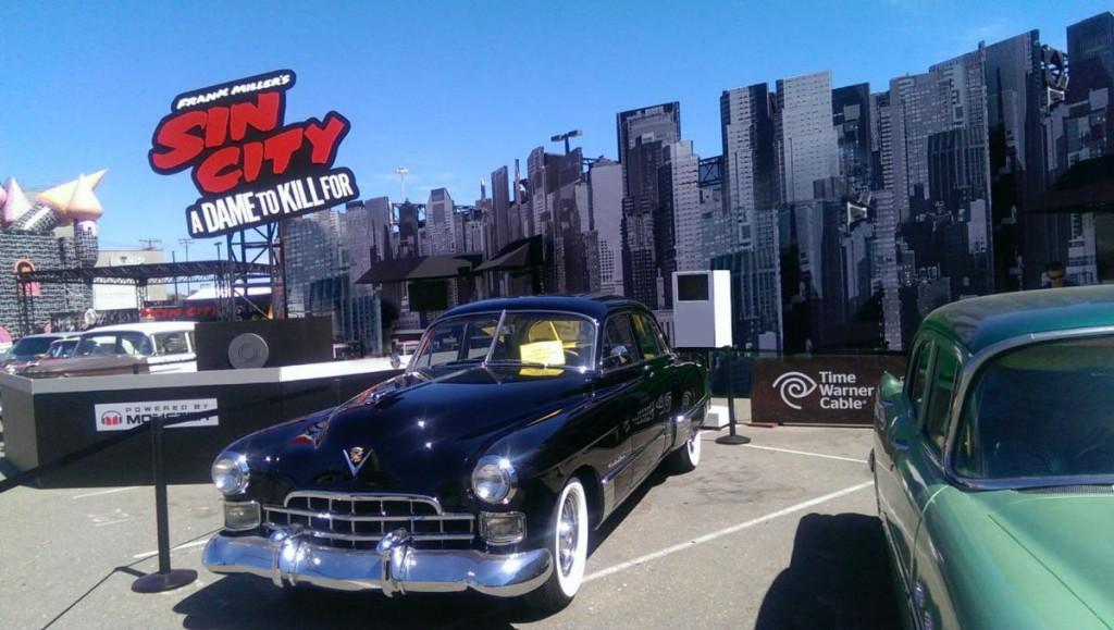Sin City 2 Comic Con TWC Photo Booth Rental